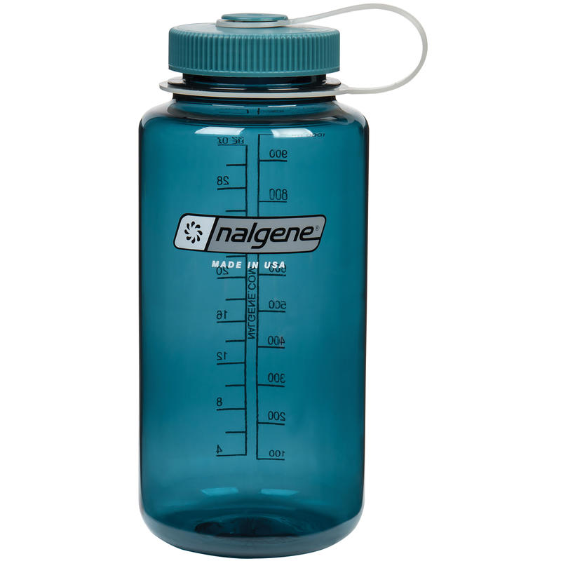 Everyday Wide-Mouth Loop-Top Water Bottle Cadet Blue