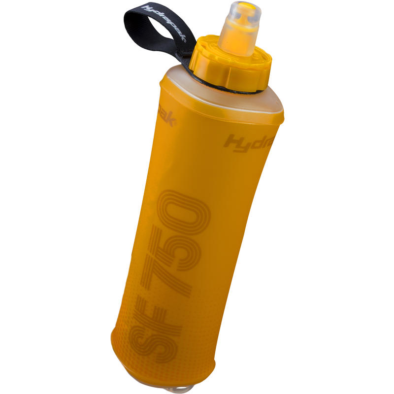 Bouteille Softflask Orange/Gris