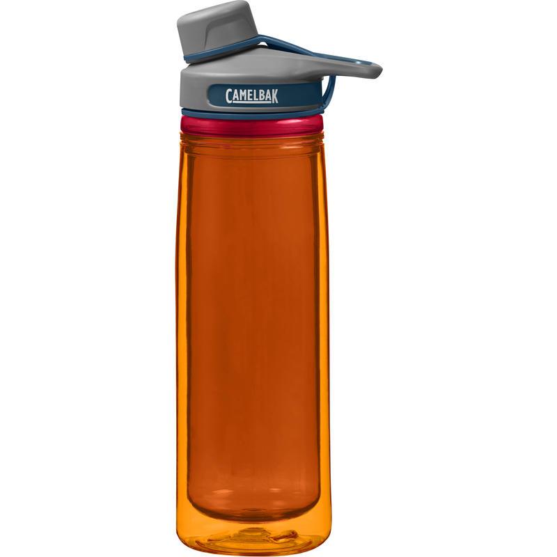 Chute Insulated Bottle .6L Fire