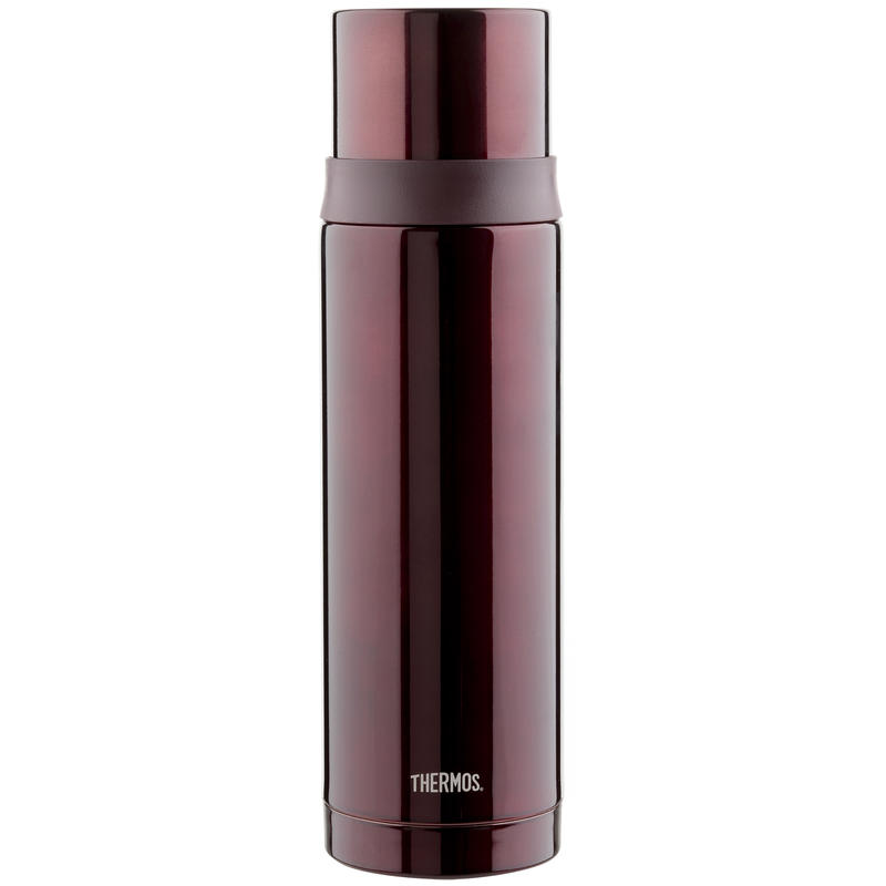 Leak-Proof Insulated Bottle Brown