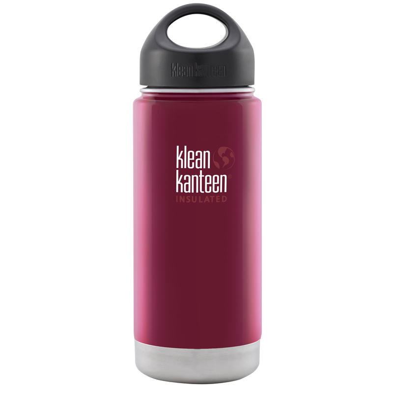Insulated Stainless Steel Vacuum Bottle 473ml Roasted Pepper