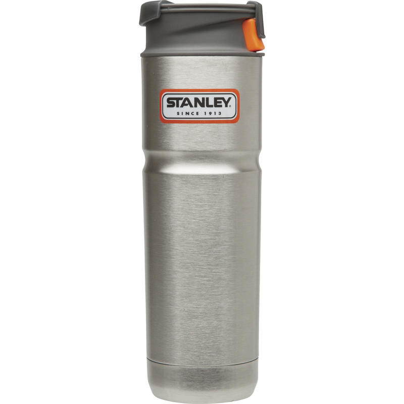 One Hand Vacuum Mug Stainless Steel