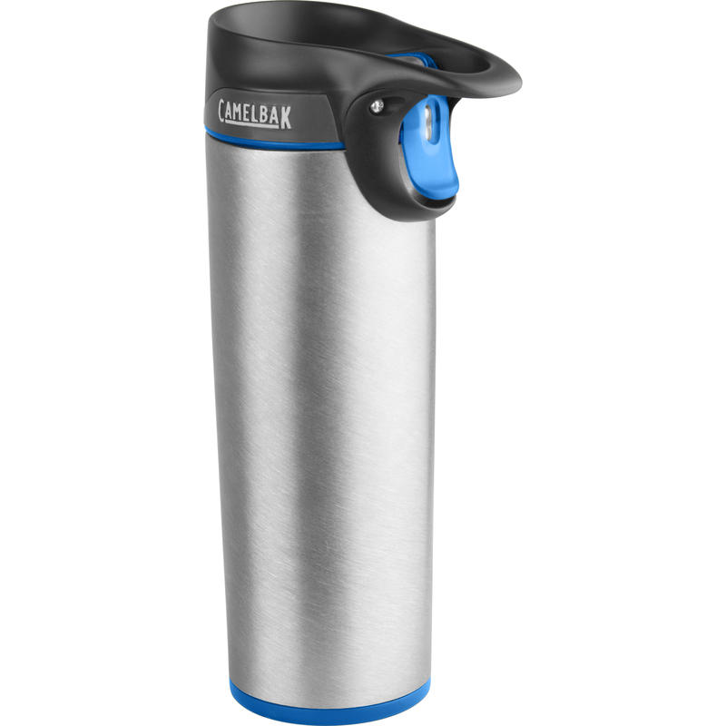 Forge Vacuum Insulated Bottle473ml Blue Steel