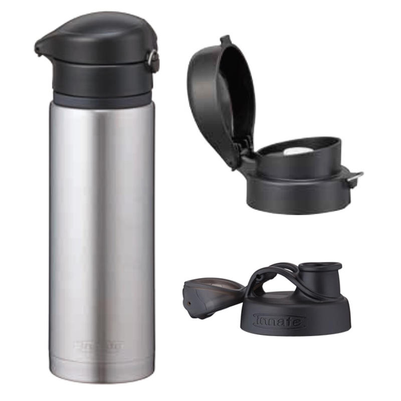 Lineo Lid Combo Insulated Water Bottle Stainless