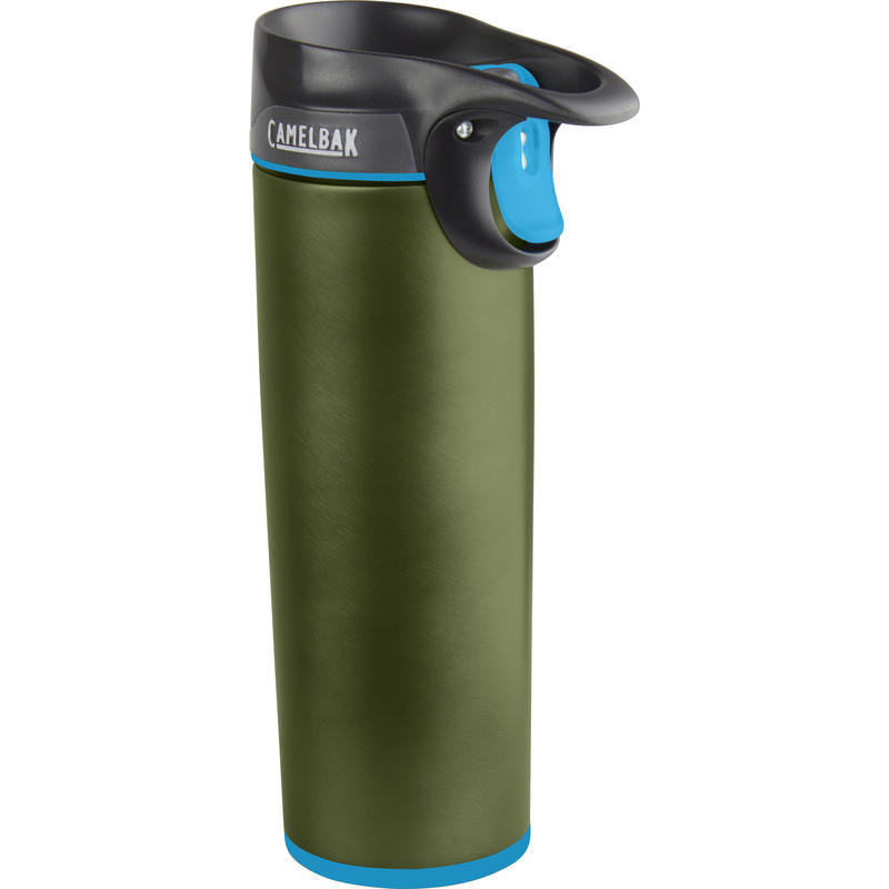 Forge Vacuum Insulated Bottle473ml Olive Sky