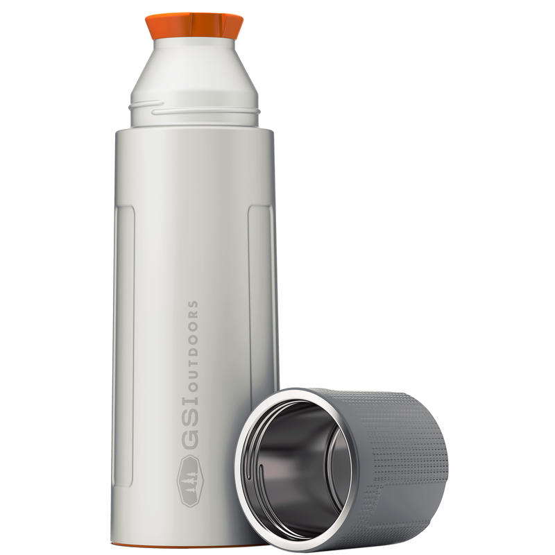 Glacier Stainless Vacuum Bottle 1L Stainless