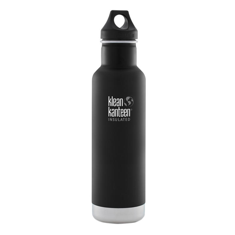 Classic SS Vacuum Insulated Bottle 590ml Shale Black