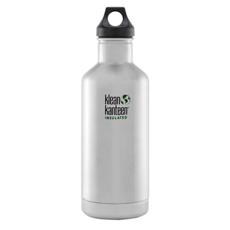 Classic SS Vacuum Insulated Bottle 950ml Brushed Stainless