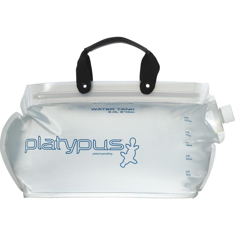 Gourde Platy Water Tank