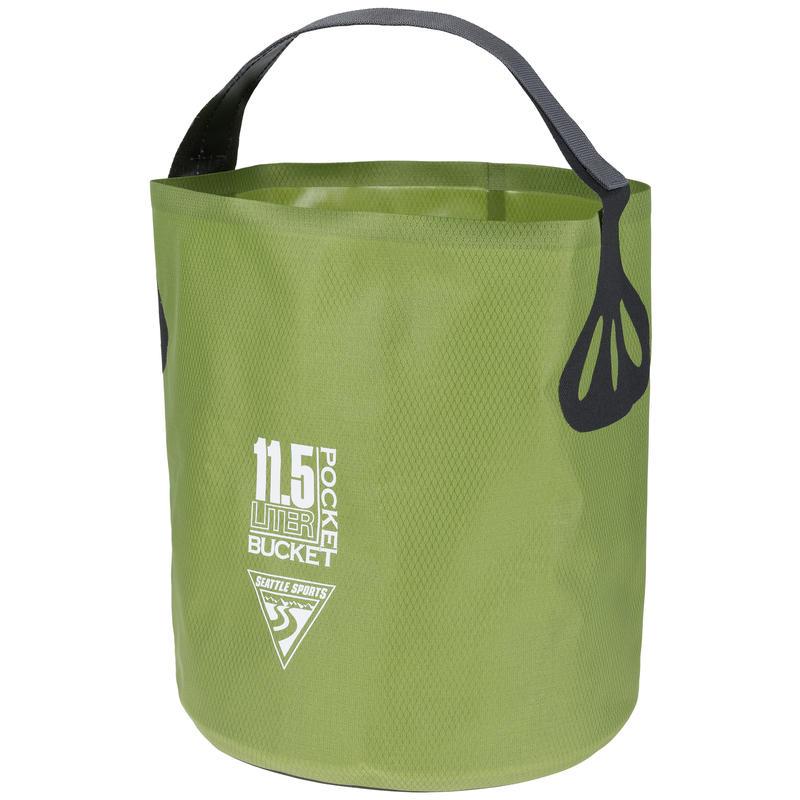 Pocket Bucket Green