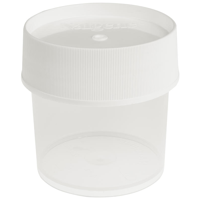 Straight-Sided Food Jar