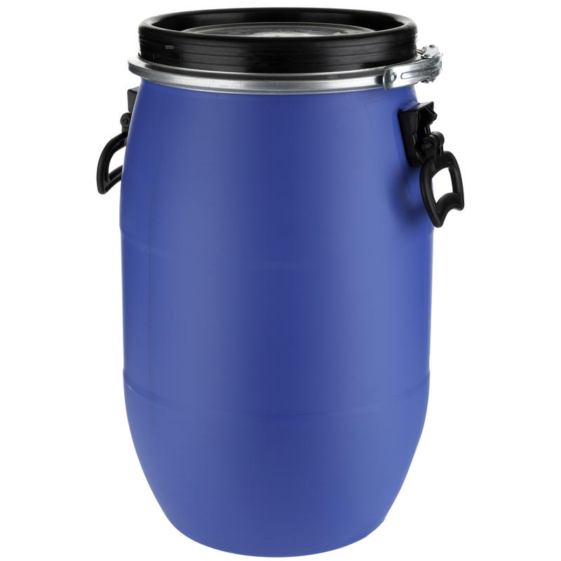 Plastic Barrel Blue