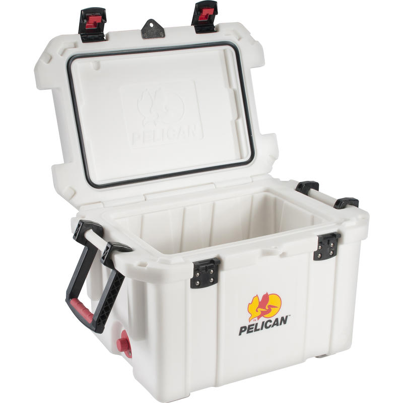 Elite Cooler 42.5L White