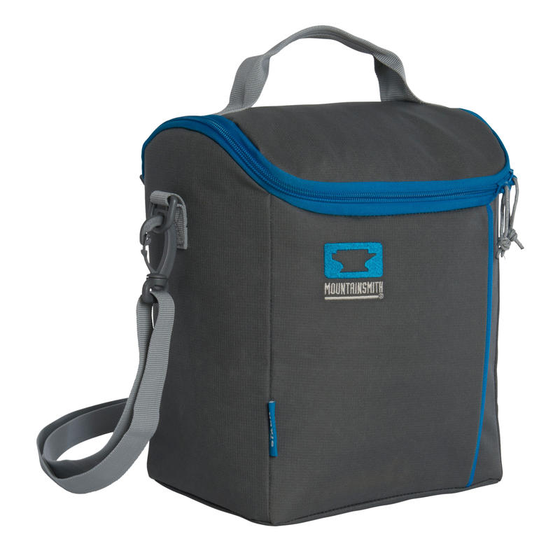 The Sixer Cooler Bag Ice Grey