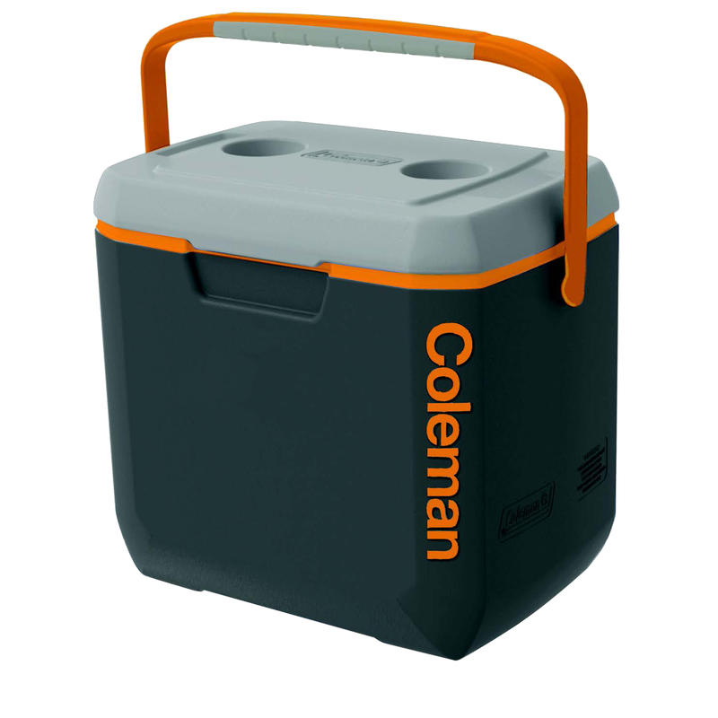 28QT Xtreme 3 Cooler Grey/Orange