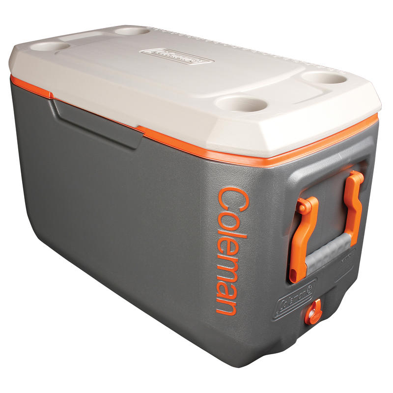 Glacière 70QT Xtreme 5 Gris/Orange