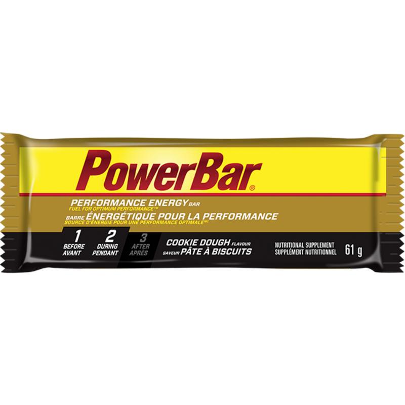 Barre énergétique Performance biscuits et crème