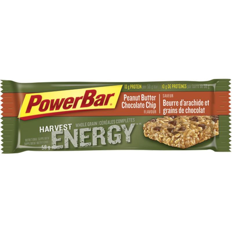 Harvest Peanut Butter Chocolate Chip Bar