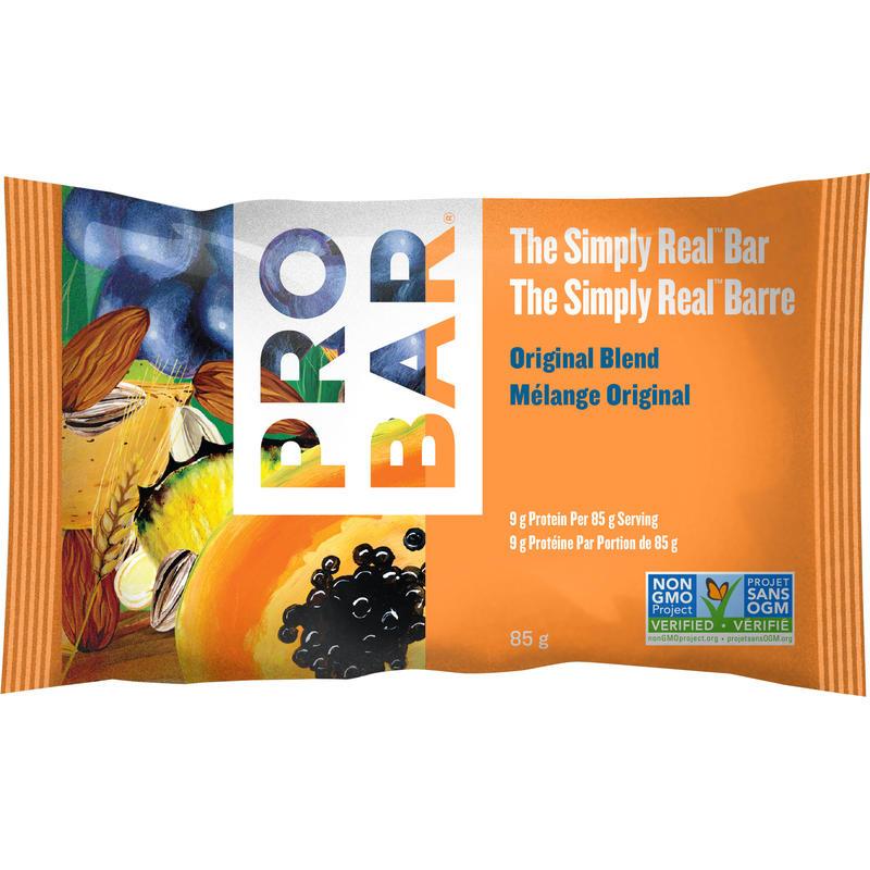 Barre Original Blend (substitut de repas)
