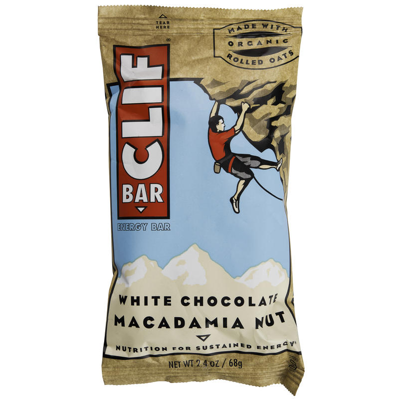 White Chocolate Macadamia Nut Energy Bar