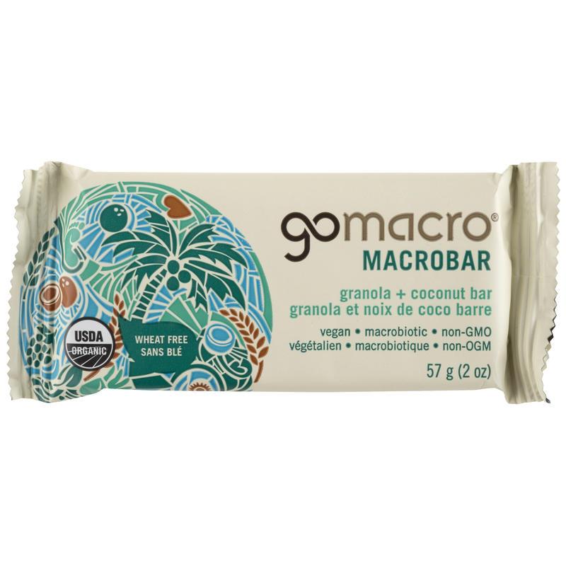 Barre granola à la noix de coco