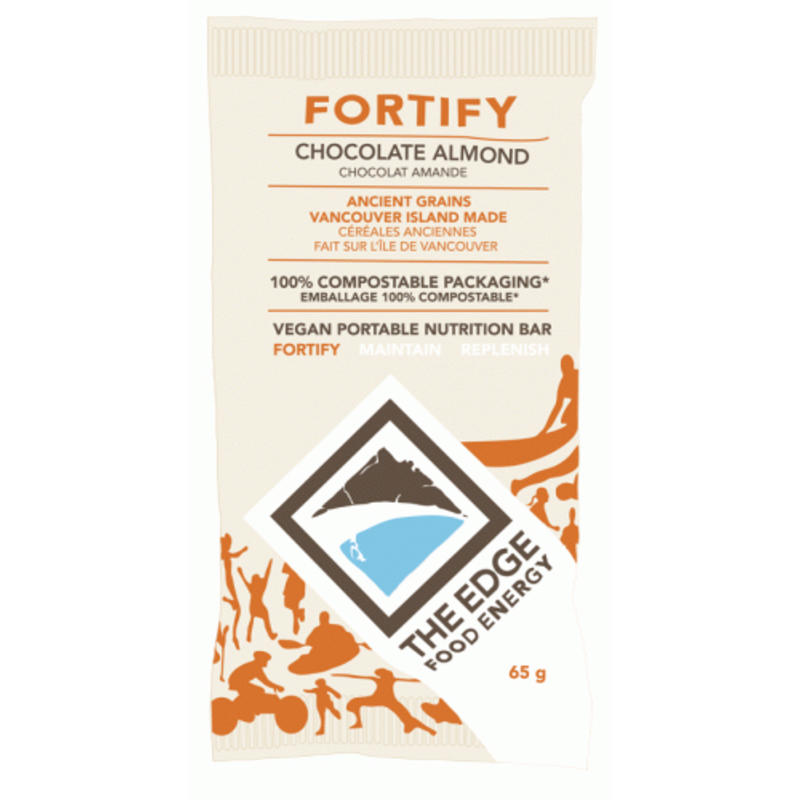 Barre Fortify au chocolat et amandes
