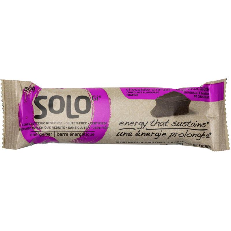 Barre énergétique élan chocolaté