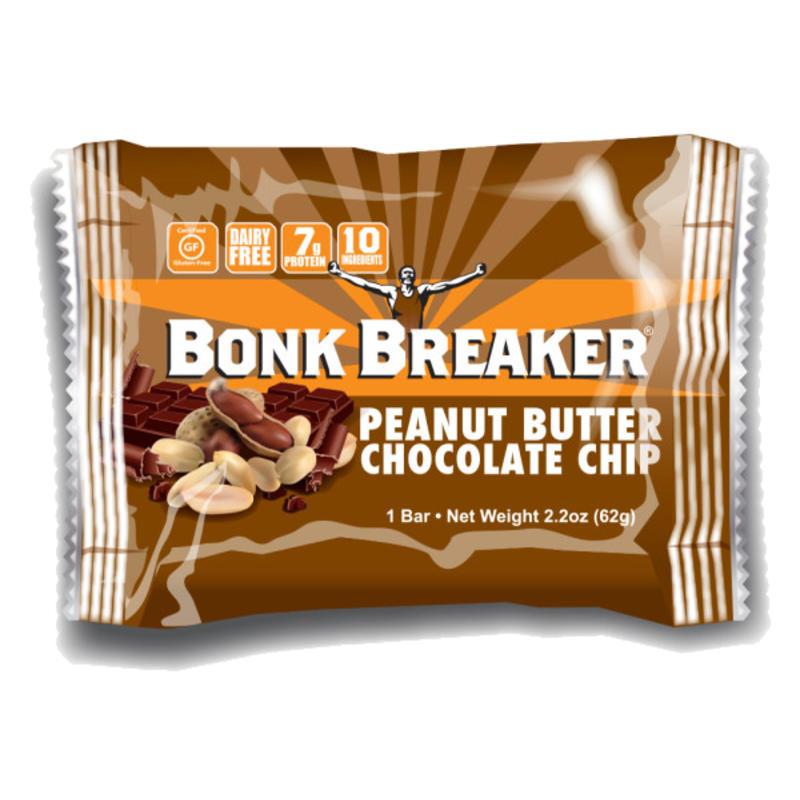 Peanut Butter& Chocolate Chip Energy Bar