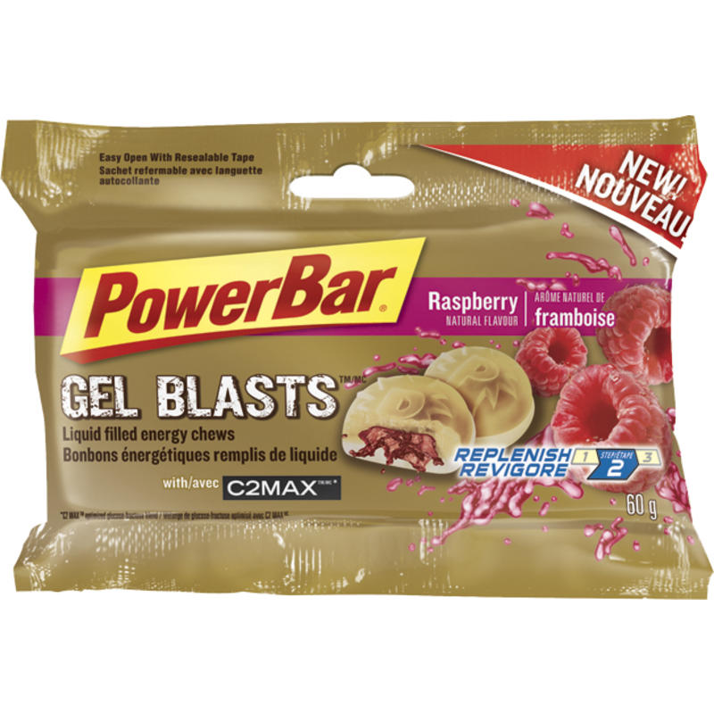 Gel Blasts Raspberry