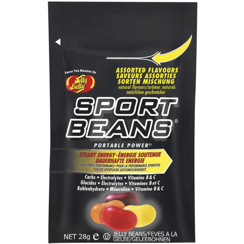 Bonbons énergétiques Sport Beans - Arômes variés