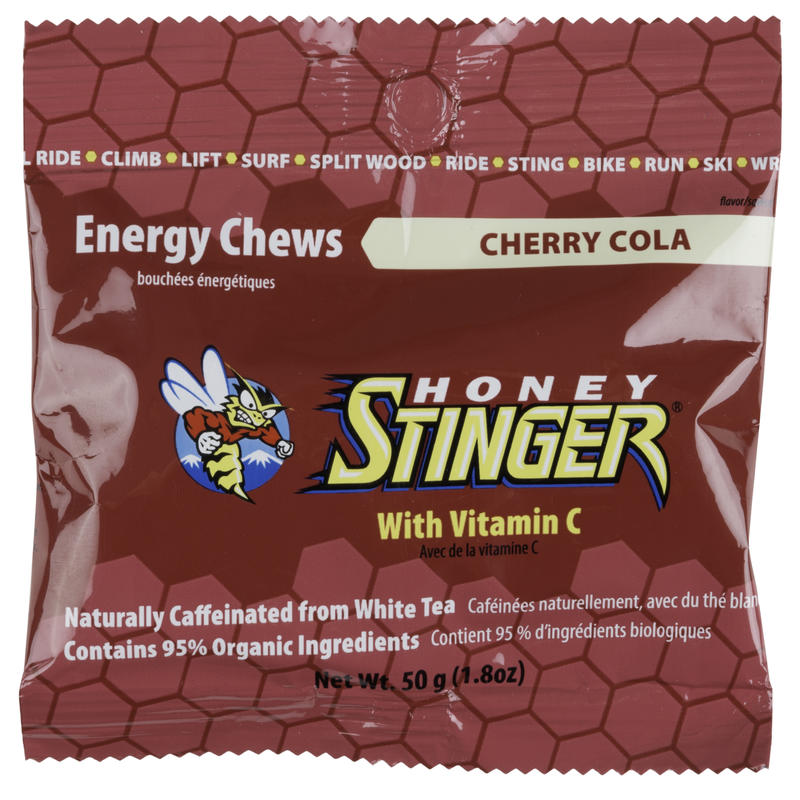 Cherry Cola Energy Chews