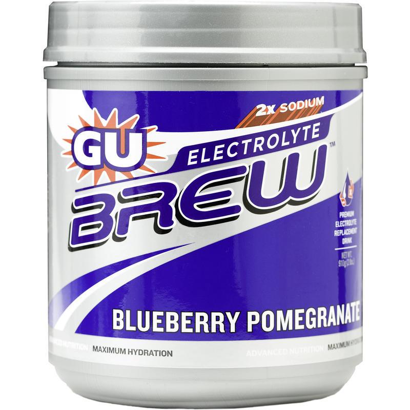 Mélange Electrolyte Brew aux bleuets et grenade