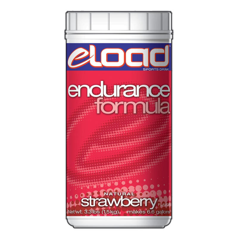 Endurance 1.5kg Canister Strawberry