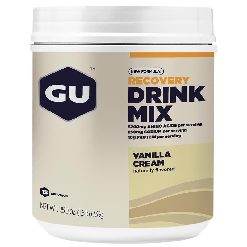 Mélange de boisson Recovery crème à la vanille
