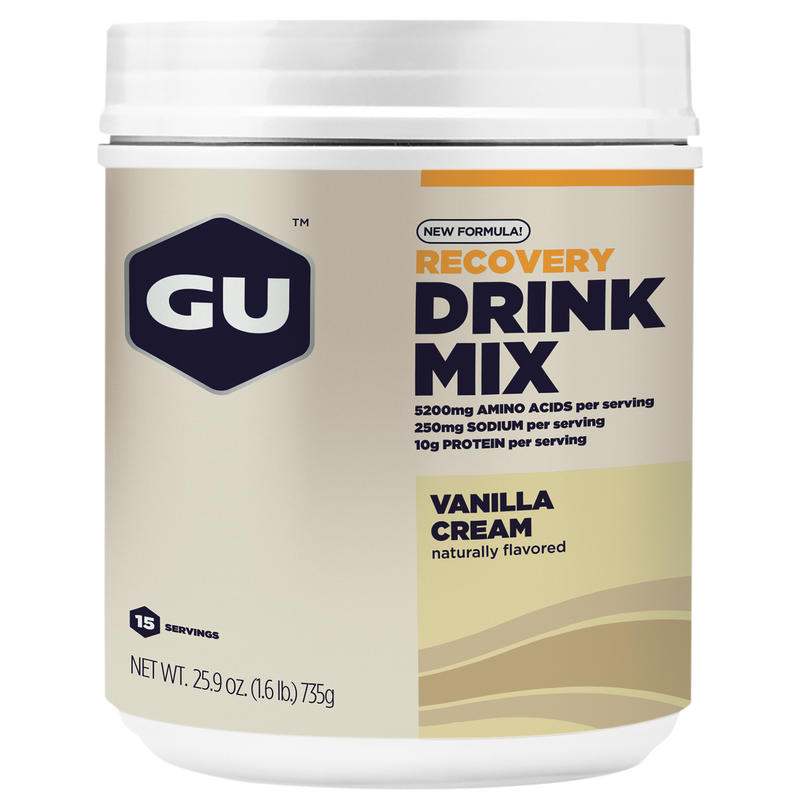 Recovery Drink Vanilla Cream