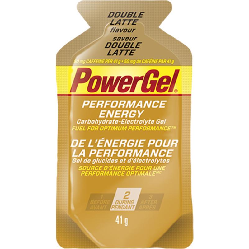 Gel énergétique Double Latte