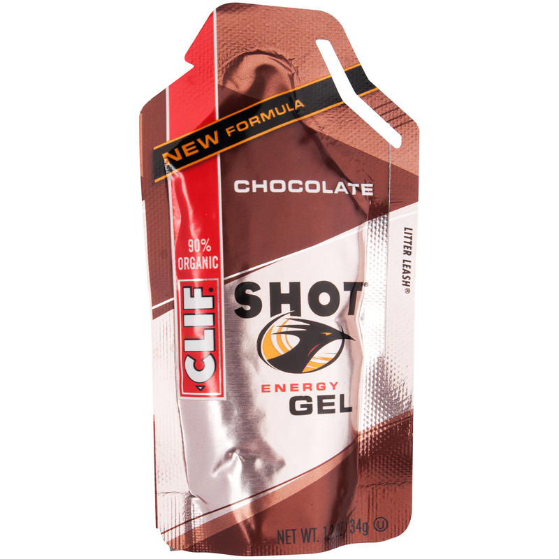 Gel à saveur de chocolat