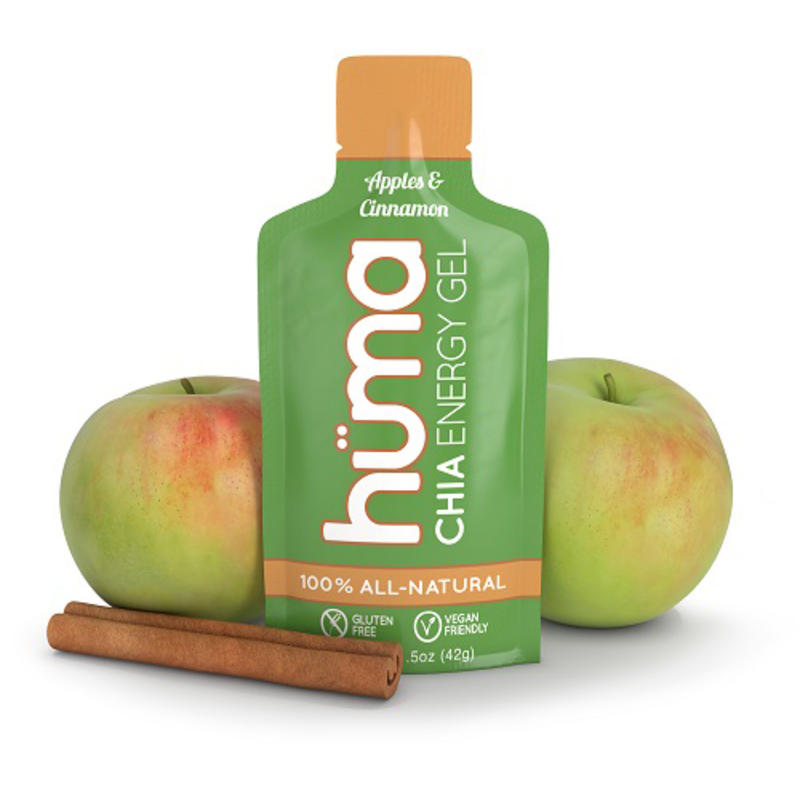 Chia Energy Gel Apple Cinnamon