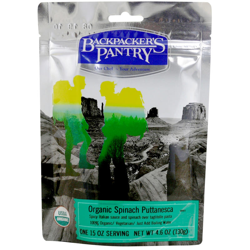 Organic Puttanesca