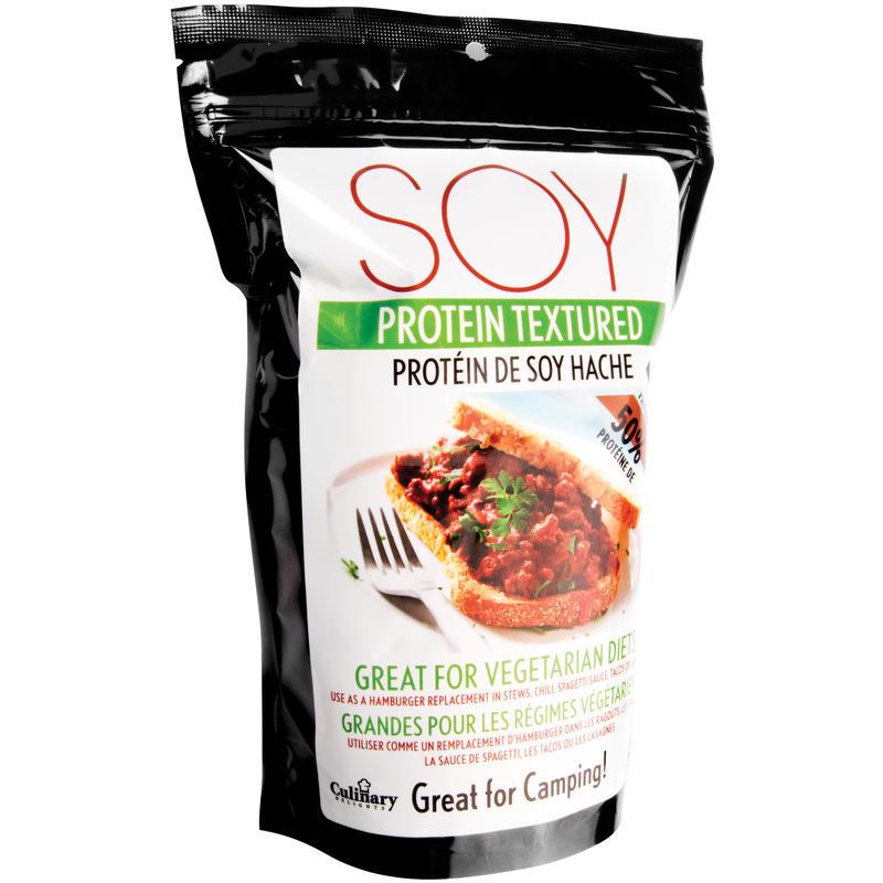 Protéine de soya texturée
