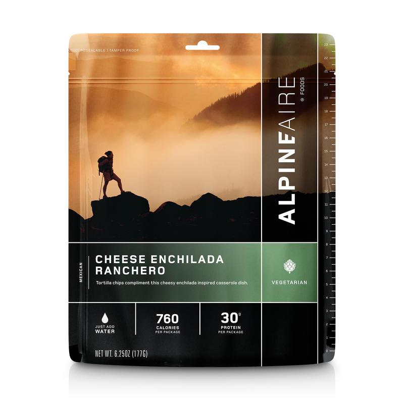 Cheese Enchilada Ranchero