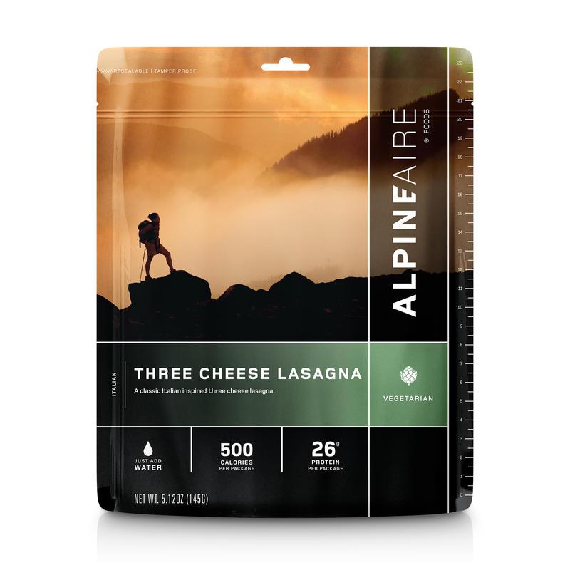 Lasagnes trois fromages