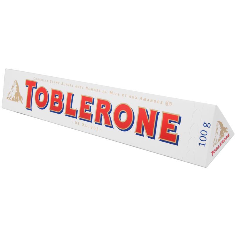 White Chocolate 100g