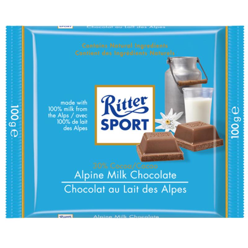 Alpine Milk Chocolate Bar