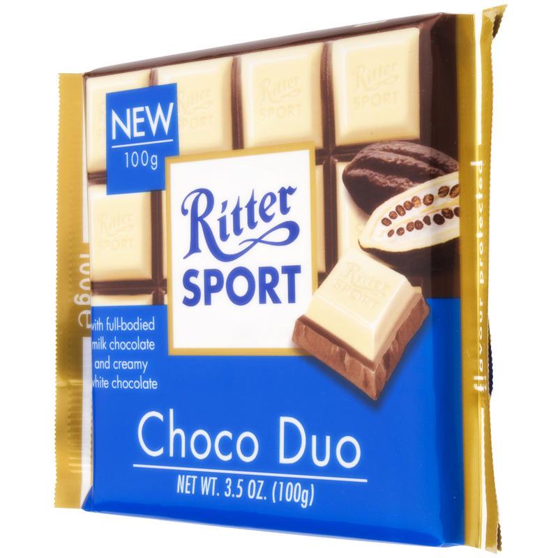 Tablette Choco Duo au chocolat