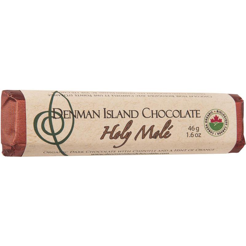 Tablette de chocolat Holy Molé