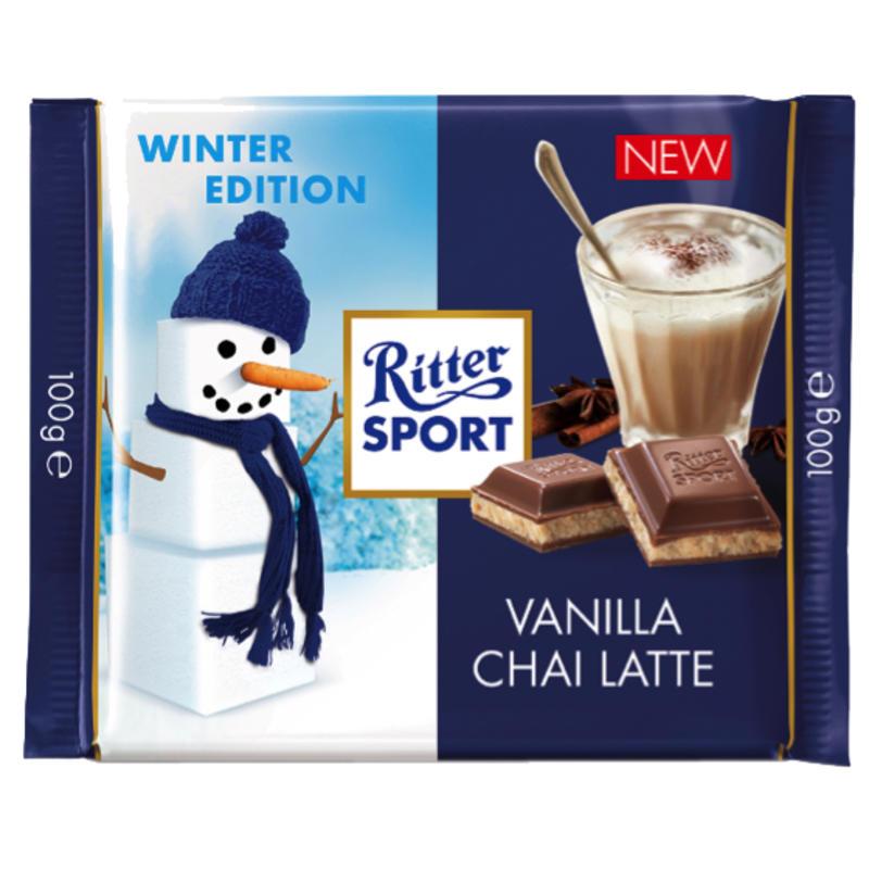 Vanilla Chai Latte Chocolate Bar