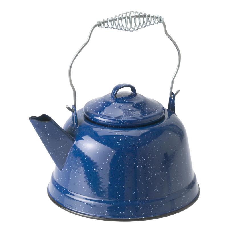 Pioneer Tea Kettle Blue