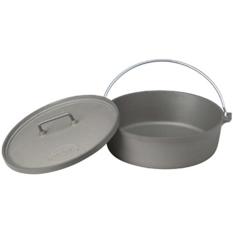 Hard Anodized Dutch Oven