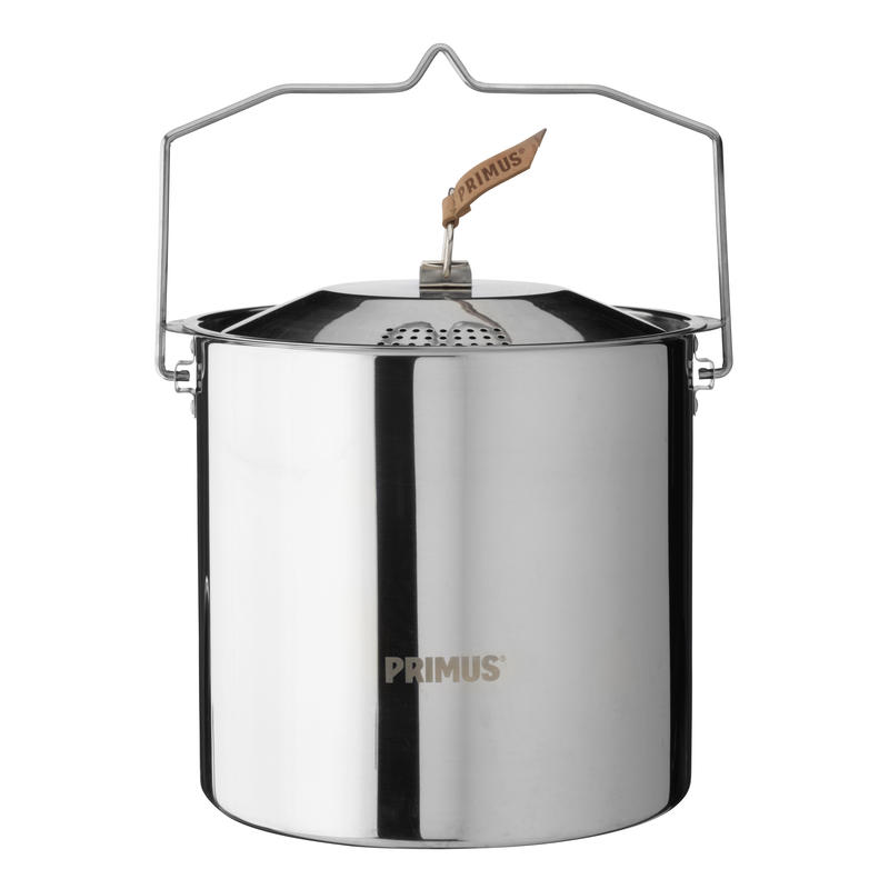 Campfire Pot 5L Stainless Steel